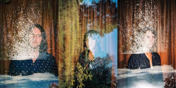 Webs-triptych