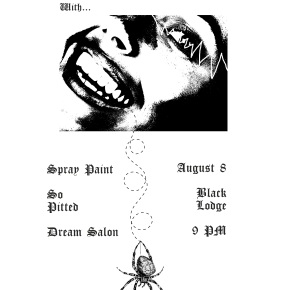 Swollen release show tonight at Black Lodge