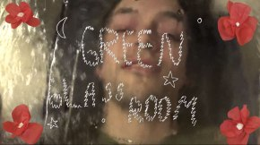 "Watch the official vid for ""Green Glass Room"""